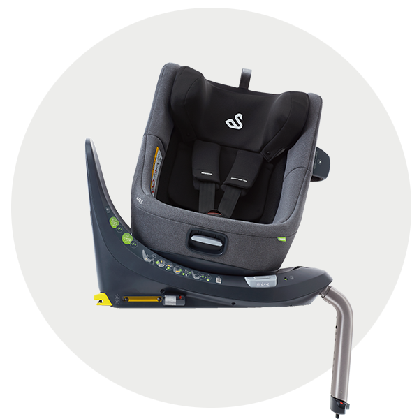 Marie i-Size car seat middle position for loading