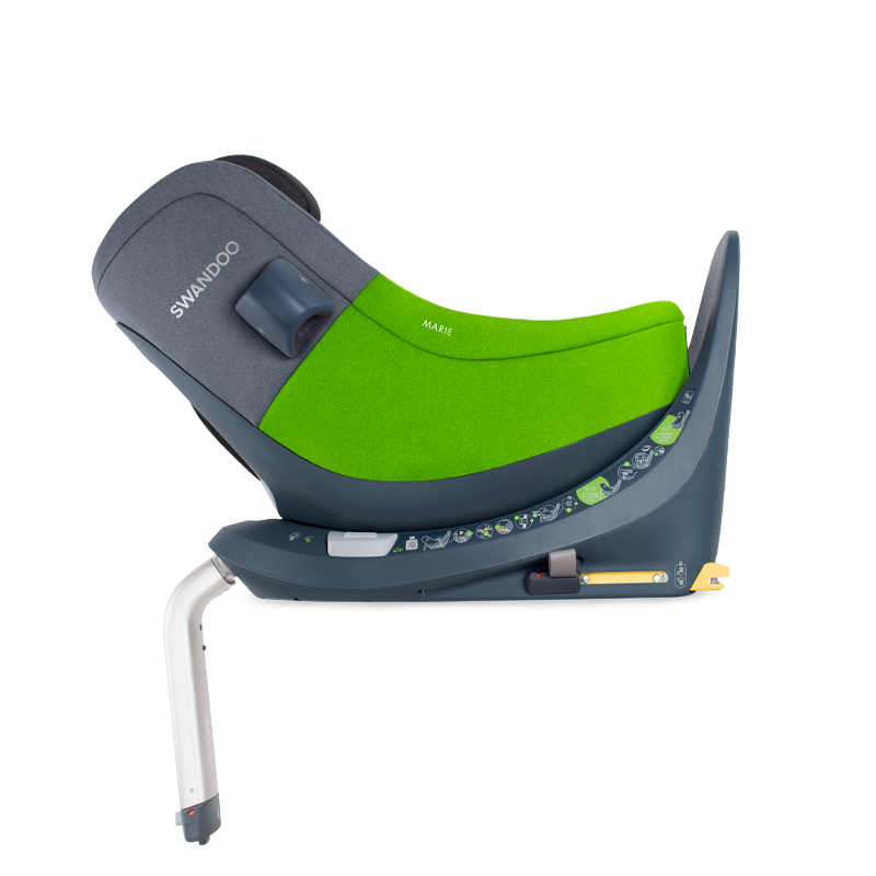 Marie i-Size car seat product sideview