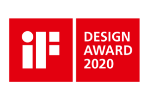 iF design award for Marie i-Size Child Seat